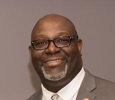 Headshot of Assistant Dean of Inclusion and Equity
